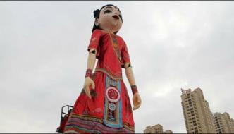 9 Meter Longest Doll In China