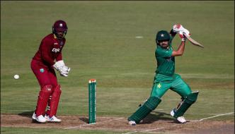 Sharjah One Day Match Pakistan Given 287 Runs Target To West Indies For Win