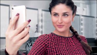 Kareena Kapoor Declared Herself Selfie Queen