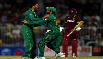 Pakistan Beat West Indies First Odi Match By 111 Runs
