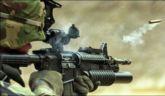 Indian Forces Firing At Chamb Sector Pakistan Army Retort On Firing