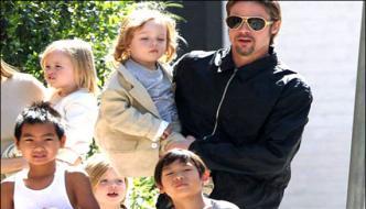 Brad Pitt Conditionally Allowed To Meet Children