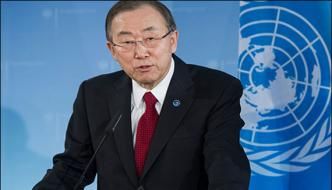 Ban Ki Moon Offers Help In Reducing Tensions Between India And Pakistan