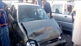 Drop The Case Of Korangi Causeway Police Officers On Scene