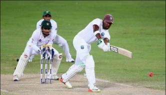 Second Test Pakistan V West Indies At Abu Dhabi