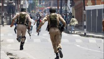 Curfew Continues In Indian Held Kashmir On 107th Day