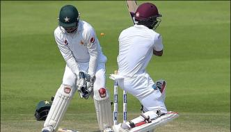 West Indies All Out 224 In Abu Dhabi Test