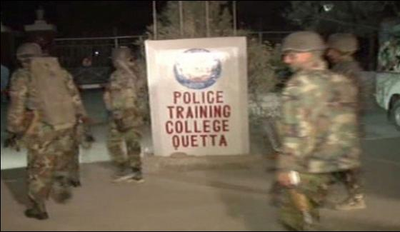 2 Terrorists Dead 1 Soldier Martyred And 200 Hostages Recovered In Quetta Attack