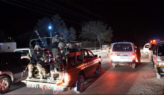 3 Terrorists Dead 59 Policemen Martyred And 250 Hostages Recovered In Quetta Attack