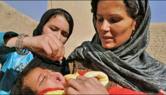 Multan Anti Polio Campaign Second Day