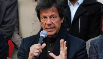 Pakistan Became A Security Risk For The Country Imran Khan
