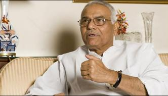Yashwant Sinha Met Hurriyat Leaders