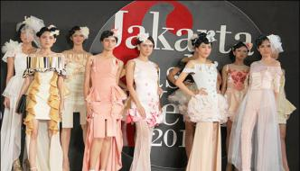 The Colorful Fashion Week In Jakarta
