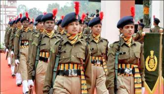 India Depolyed Female Soldier On Front Line