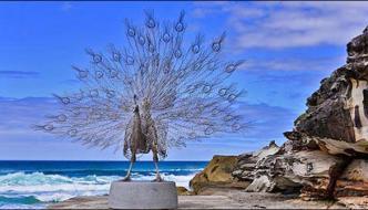 Australias Sculpture By The Sea Exhibition Begins Near Sydney