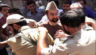 Mir Waiz Umer Farooq Taken Into Custody To Prevent Friday Prayer