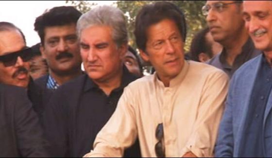 Imran Khan Postpones Islamabad Protest