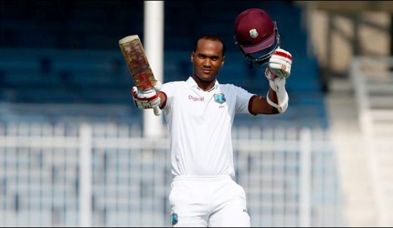 Wi All Out At 337 In Shahrjah Test