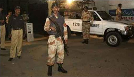 Rangers Operation Inside Sakhi Hasan Graveyard