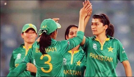 Women Cricket Team Off For New Zealand