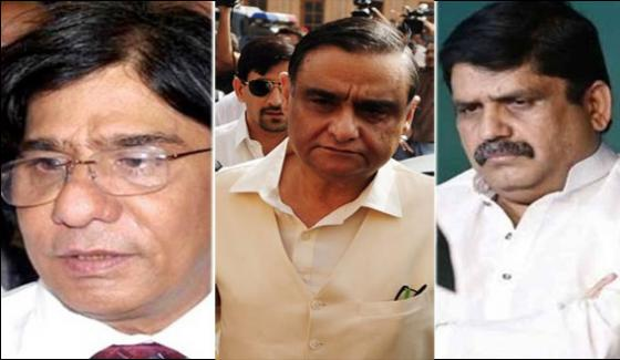 Dr Asim Anis Kaimkhani Rauf Siddiqui And Usman Moazzam Bailed