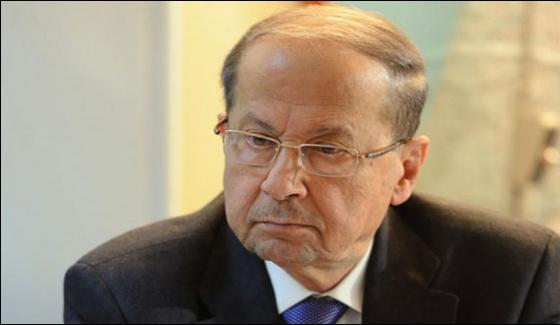 Lebanon Parliament Elected Michel Aoun As New President