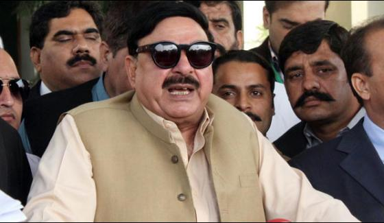 Pakistan New Chapter Is Being Opened Shaikh Rasheed