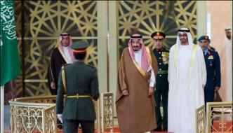 Saudi King Salman Reached Abdu Dhabi In Gulf Tour