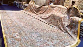 The Developed Worlds Most Expensive Silk Sleeping Carpet