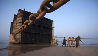 Poor Condition Of Gaddani Ship Breaking Yard