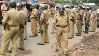 Most Crimes At Facilitating Police In India
