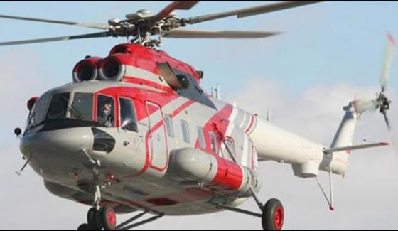 Pakistans Agreement To Buy Mi 171 Helicopter Carvosso