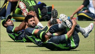 Pakistan Cricket Team Reaches Perth To Start Practice Today