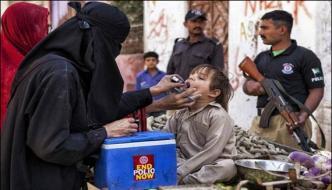 Karachi Polio Campaign Starts 22 Million Children Targeted