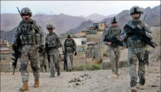 Us To Send 1500 Troops To Afghanistan