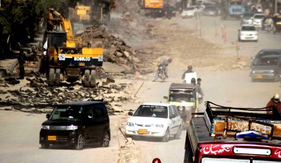 Five People Killed In Karachi Accidents