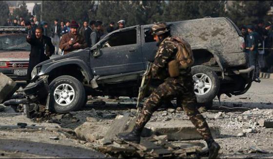 Bomb Blast In Afghan Province Paktika 12 People Killed Three Injured
