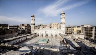 Mohabat Khan Mosque In Peshawar Awaits Restoration