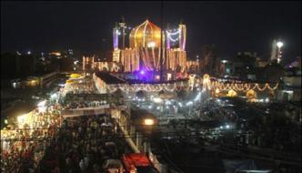 Shrine Of Laal Shahbaz Qalandar The Center Of Blessings For 8 Hundred Years