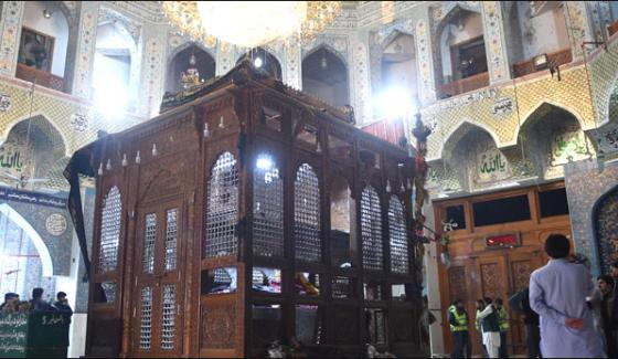 At Least 80 Martyred In Bombing At Lal Shahbaz Qalandar Shrine