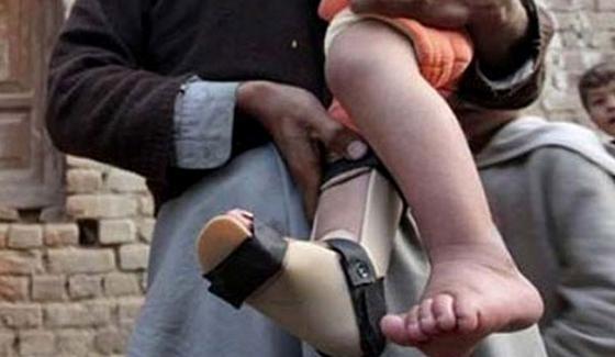2017 First Polio Case