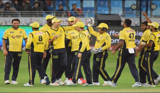 Peshawar Quetta Match Abondoned Due To Rain Both Teams Awarded One Point