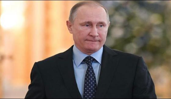 Russian President Expressed His Sympathy And Condolences To Pakistani Counterpart