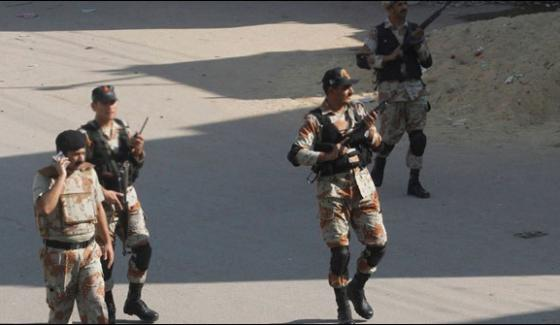 Karachi 27 Terrorists Killed In Encounters With Rangers