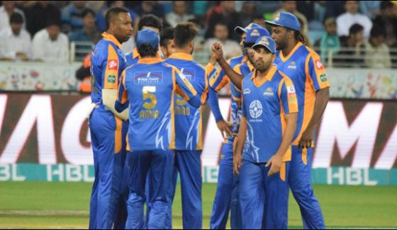 Psl Karachi Kings Won The Toss And Decided To Field First