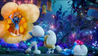 Hollywood Animated Comedy Smurfs The Lost Village