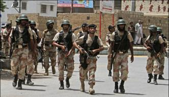 National Action Plan Over 1100 Terrorists Killed In Sindh