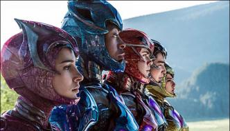 Trailor Of The Film Power Rangers Releases
