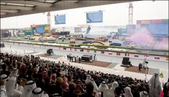 Dubai Launched The International Defence Exhibition And Conference