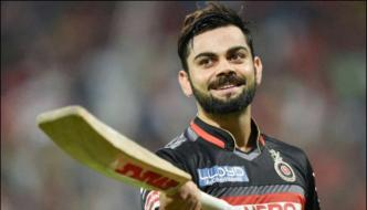 Kohli Hundred Million To Join The Club
